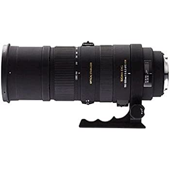 Sigma AF 150-500mm F/5-6.3 APO DG OS HSM telephoto zoom lens for Sony / Minolta A-Mount DSLR Cameras