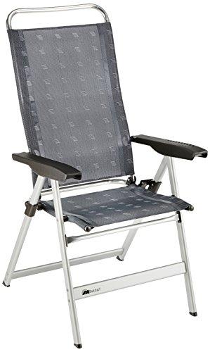 Dukdalf Stühle Campingstuhl Dolce Anthrazit, 39184