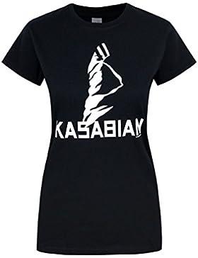 Mujeres - Official - Kasabian - Camiseta