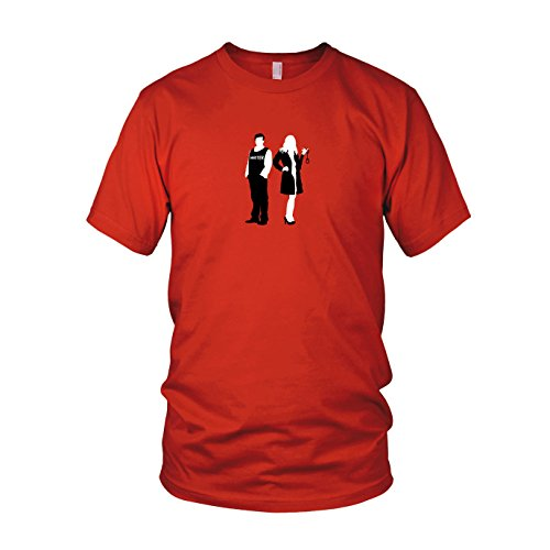 Richard and Kate - Herren T-Shirt, Größe: XXL, -