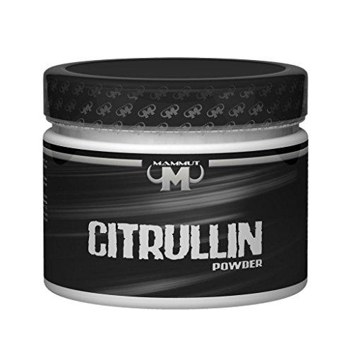 Mammut Citrullin Malat Pulver, 200g Dose (3er Pack)
