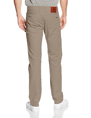 D`Sema Chino Relaxed, Jeans Homme Beige