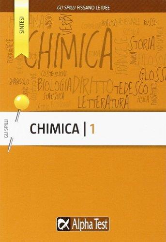 Chimica: 1