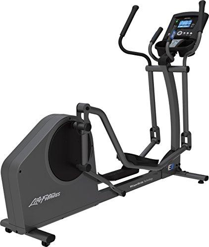 Life Fitness E1 Go Cross-Trainer, Titan