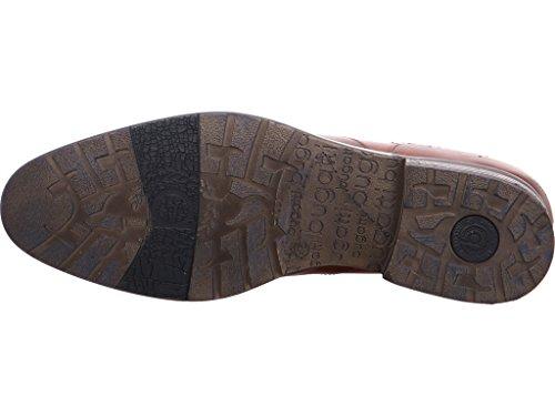 bugatti Herren 311163052500 Derbys Braun (Cognac)