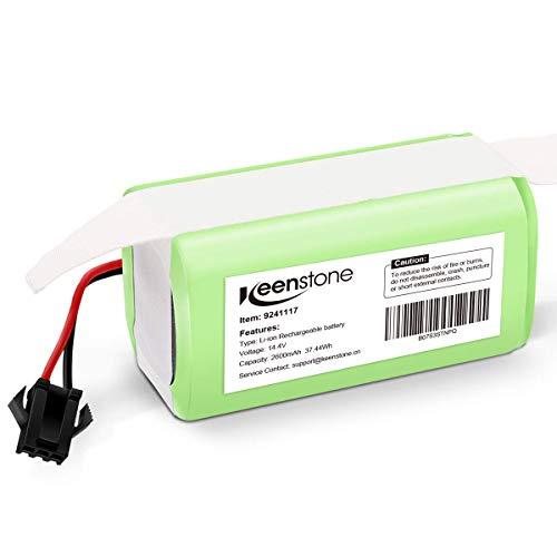 Morpilot Batería de Reemplazo para Conga Excellence 990, 14.8V 2600mah Li-Ion Recargable, Compatible...