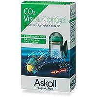 ASKOLL CO2 VISUAL CONTROL TEST E REAGENTE CO2 MISURAZIONE PER ACQUARIO