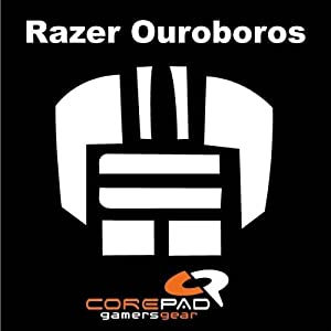 Corepad Mausfüße Skatez Pro 83 Razer Ouroboros