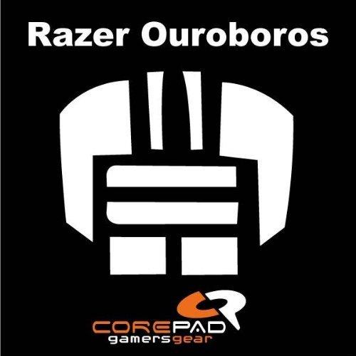 Razer-maus-füße (Corepad Skatez Pro Mausfüße # cs28420Skatez Mausfüße für Maus Razer Ouroboros (2Sets der Füße))