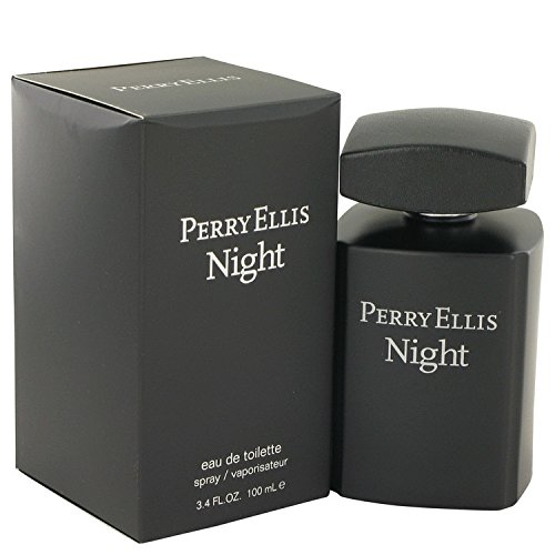 Perry Ellis Night by Eau De Toilette Spray 3.4 oz / 100 ML (Men)