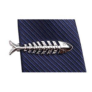 Black Temptation Kreative Krawattenklammer für Männer Legierungs-Krawattenclip Hochzeit/Business/Party Clip #30