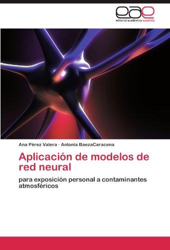 Aplicación de modelos de red neural por Pérez Valera Ana
