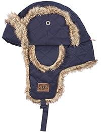 Animal Stoneham Trapper Hat - Indigo