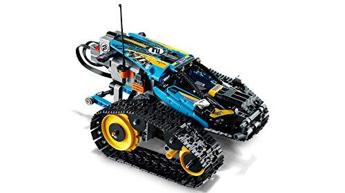 LEGO Technic - Vehículo Acrobático a Control Remoto, coche de juguete teledirigido (42095)
