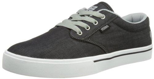 Etnies Jameson 2 Eco, Skateboard Homme Noir (Black Grey Black)