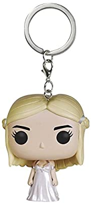 Game Of Thrones Daenerys Targaryen Keyring