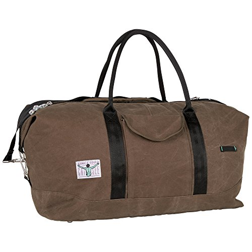 Chiemsee Borsa A Tracolla Donna Roma Canvas, Unisex, Weekender Rom Canvas, Iron Gate, 54 x 26 x 36 cm, 50 timo