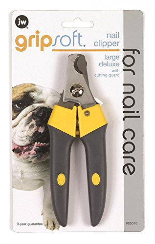 Artikelbild: JW Gripsoft Deluxe Nail Clippers for Dogs (Size: Large)