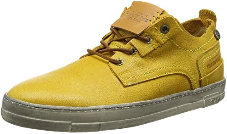 Yellow Cab Seal M, Zapatos de Cordones Derby para Hombre -
