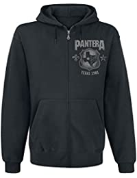 Pantera Third Arm Sweat à capuche zippé noir