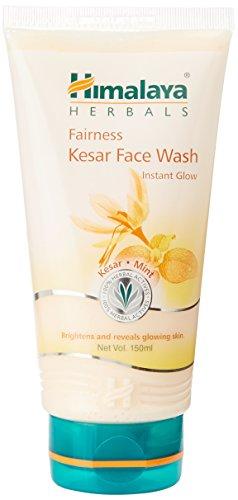 Himalaya Fairness Face Wash, Kesar, 150ml