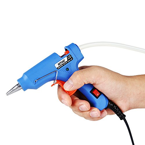 Preisvergleich Produktbild SainSmart Mini 20W Heißklebepistole für DIY kleine Handwerkprojekte und schnelle Reparaturen