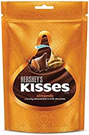 Kisses Hershey's Almond Pouch (100.8 g) Pouch, 1