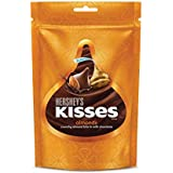 Kisses Hershey's Almond Pouch (100.8 g) Pouch, 100 g