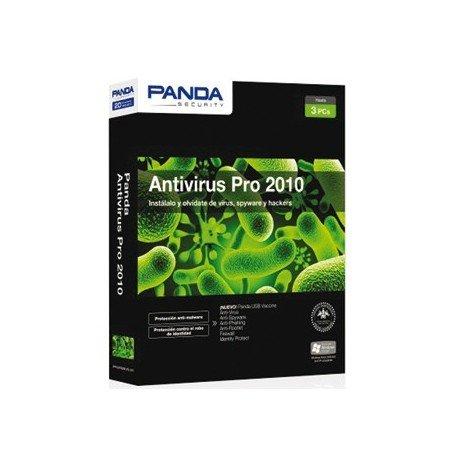Panda Internet Security 2011, 3U - Seguridad y antivirus (3U, 3 usuario(s), 1 Año(s), ESP, PC, 275 MB, 128 MB)