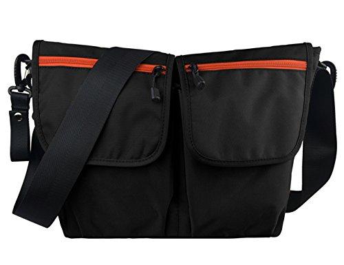 ecosusi-dual-purpose-messenger-bag-diaper-bag-for-dads-black