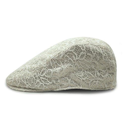 Mesh traspirante pizzo ladies primavera estate cappelli/berretto