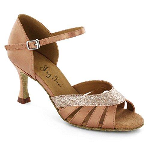 Primavera ed estate/latino scarpe/Adulti scarpe col tacco alto di danza/Ballroom Dance Shoes/scarpe Lombardia B