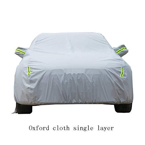 HWHCZ Autoabdeckung Chevrolet Car Cover Limousine Cover Wasserdichte UV-beständige Wärmedämmung Cover All Weather Protect Segel, Aveo, Lova, Epica (Farbe : F, größe : Aveo)