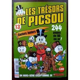 Les Trésors de Picsou n° 13 par Disney