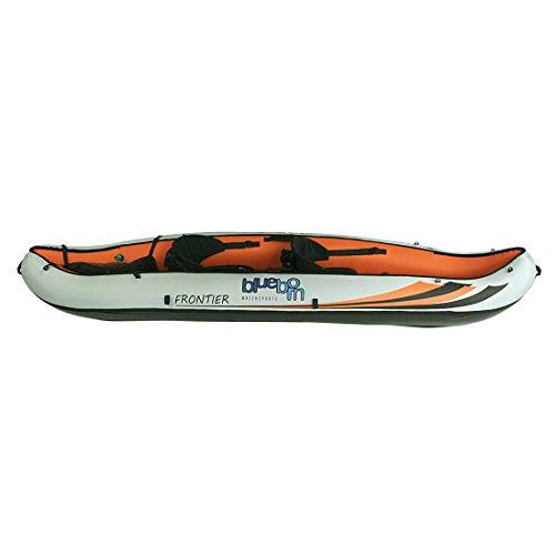 Blueborn Boat Frontier SKC330 im Test und Preis-Leistungsvergleich - 3