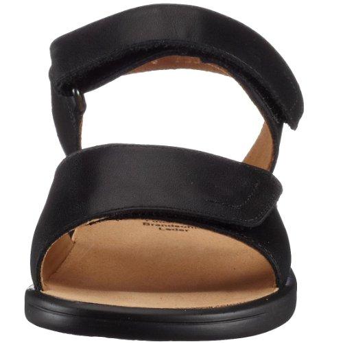 Ganter SONNICA 9-202857, Sandali donna Nero (schwarz (schwarz0100))