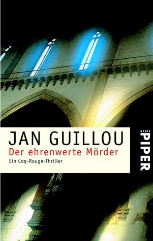 Buchseite und Rezensionen zu 'Der ehrenwerte Mörder' von Jan Guillou