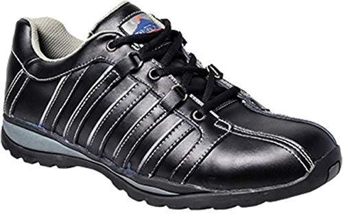 color Negro Botas de seguridad de Otra Piel adultos unisex talla 3 Toesavers 2415