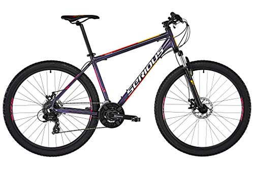 "SERIOUS Rockville 27,5"" Disc Purple Rahmenhöhe 38cm 2019 MTB Hardtail"