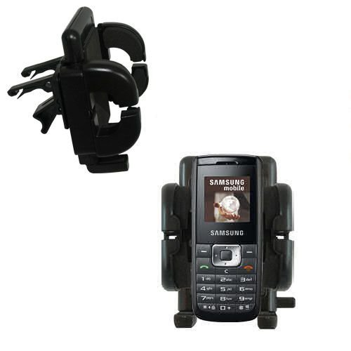 Samsung SGH-C450 Cradle-Lüftungshalterung Einzigartige Autohalterung mit Lüftungsklemmen mit Garantie auf Lebensdauer