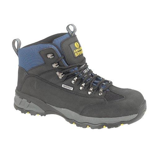Amblers Steel FS161 - Chaussures montantes de sécurité - Homme Black