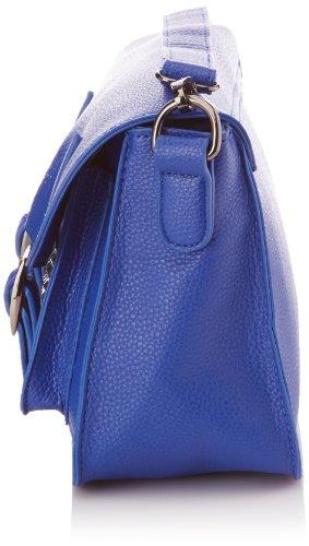 Le Temps des Cerises Swing 7 Umhängetaschen Bleu (Bleu 4210)