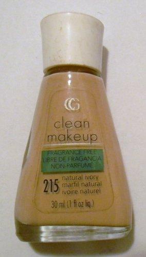 Covergirl Natural Ivory #215 Make-up Foundation Natural Ivory -