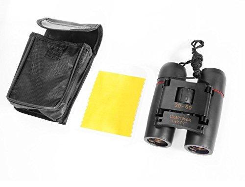 ▷ li❶il 30x60 kompakt mini fernglas nachtsicht kraftvolles