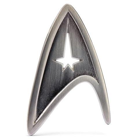 Star Trek Insignia Pin / Badge - Ingénierie / Sécurité