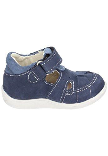 Ricosta Ebi(M) 1820400 Baby Jungen Lauflernschuhe Blau