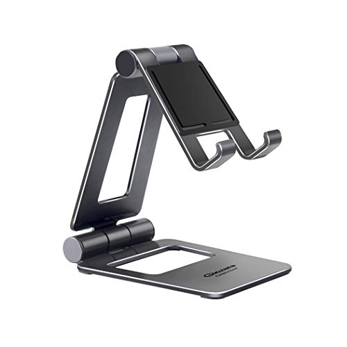 Forceful Adjust Portable Phone Lazy Holder Mount For Iphone Ipad Universal Foldable Mobile Phone Tablet Desk Bedside Stand For Samsung Superior Performance Mobile Phone Holders & Stands
