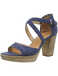 Marc O'Polo Damen High Heel Sandal Plateau
