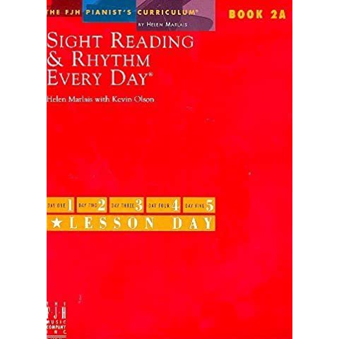Sight Reading And Rhythm Every Day Book 2A Pf