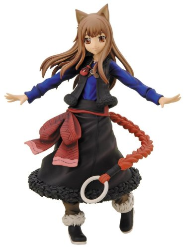 Preisvergleich Produktbild Resinya Spice and Wolf 1/7 Scale Pre-Painted PVC Figure: Wise Wolf Holo